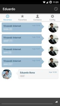 vTalk Vivaintra apk screenshot