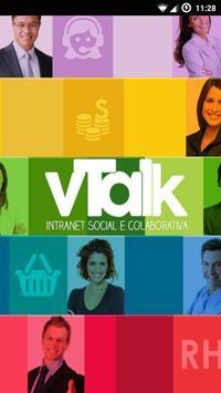 vTalk Vivaintra poster