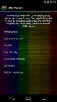 LGBT Lingo - MOGAI Dictionary apk screenshot
