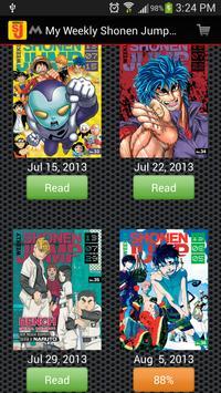 Weekly Shonen Jump apk screenshot