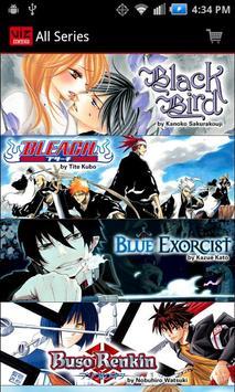 VIZ Manga apk screenshot