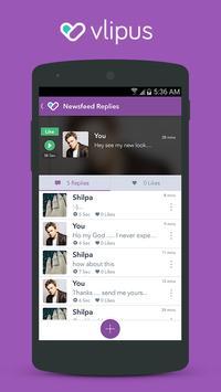 Vlipus apk screenshot