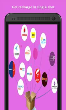 Online Mobile Recharge poster
