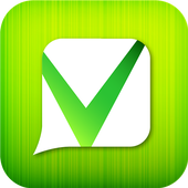 Vmail - text & voice messenger icon