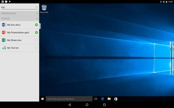VMware Horizon Client apk screenshot