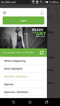 VMworld 2015 Europe apk screenshot