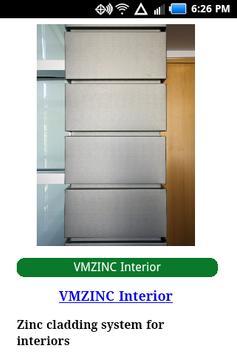VMZINC US apk screenshot
