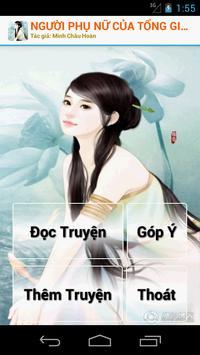 Người phụ nữ của tổng giám đốc poster
