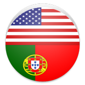Learn English and Portuguese icon