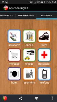 Learn English and Portuguese apk screenshot