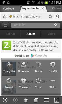 Laban browser apk screenshot