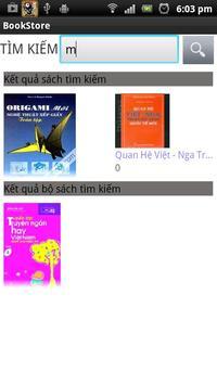 Book library apk screenshot