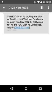 Laban SMS: spam blocker apk screenshot