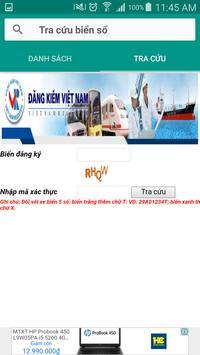 Bien so xe - License plate VN apk screenshot