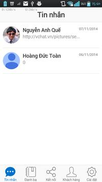 vChat apk screenshot