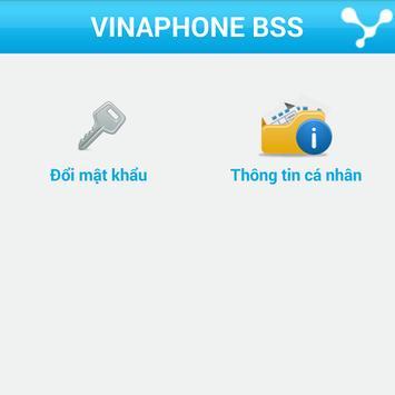 VinaPhone BSS apk screenshot