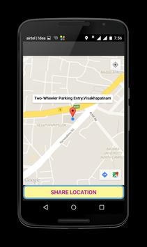 Mobile GPS Location Tracker poster