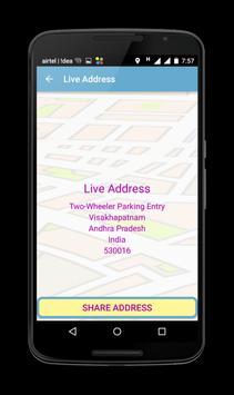 Mobile GPS Location Tracker apk screenshot