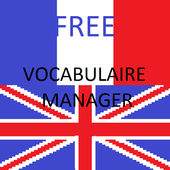 Vocabulaire Manager freemium icon