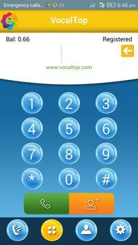 VocalTop apk screenshot