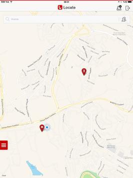 Vodafone Locate Tablet apk screenshot