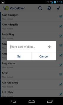 VoiceOver - Text To Speech apk screenshot