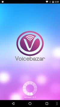 VOICEBAZAR poster