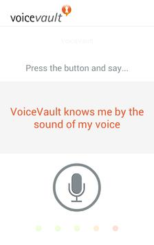 VoiceVault Vigo poster