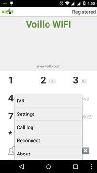 Voillo WiFi apk screenshot
