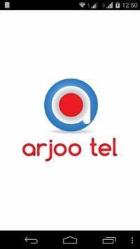 ArjooTel poster