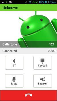Callertone apk screenshot