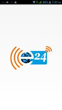 e24 Dialer poster