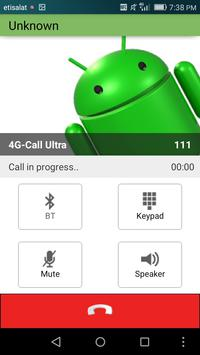 4G-Call Ultra apk screenshot