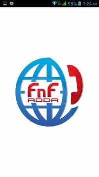 FnF ADDA poster