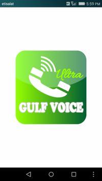Gulf Voice Ultra poster
