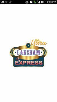 Laksham Express Ultra poster