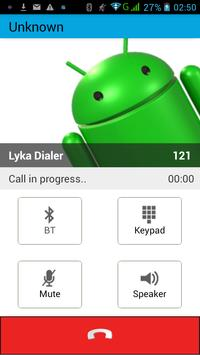Lyka Dialer apk screenshot