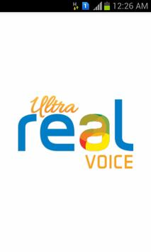 Real Voice Ultra poster