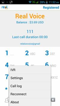 Real Voice apk screenshot