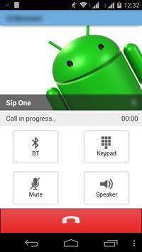 Sip One apk screenshot