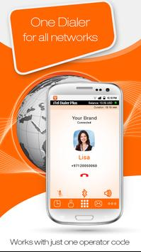 iTel Live Chat Mobile Dialer apk screenshot