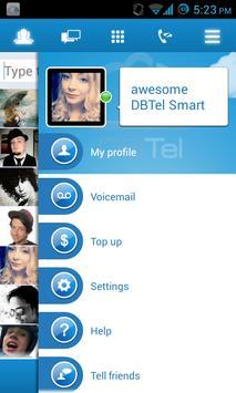 DBTel:Talk Share Connect apk screenshot