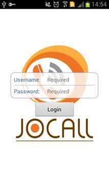 Jocall apk screenshot