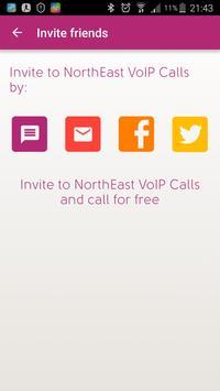 NorthEast VoIP Calls apk screenshot