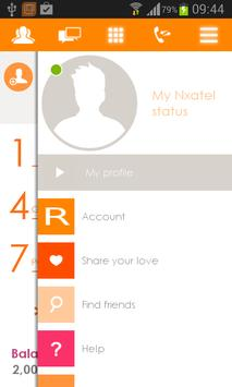 Nxatel apk screenshot