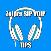 Tips Zoiper SIP VOIP Softphone icon