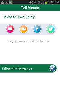 Awoula apk screenshot