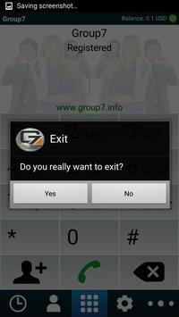 Group7 Social apk screenshot