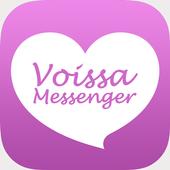 Voissa Messenger icon