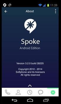 Spoke Mobile apk screenshot